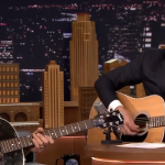 Ethan Hawke und Jimmy Fallon singen Schlaflieder in Bob-Dylan-Version