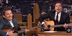 Jimmy Kimmel und Ethan Hawke singen Bob-Dylan-Schlaflieder