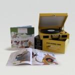 Jack Whites Schallplattenspieler für Kinder