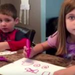 Eltern gestehen ihren Kindern, sie hätten deren Halloween-Süßigkeiten aufgegessen