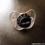 Schnuller mit Lautstärkeregler