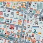 Der Kiez im Kinderzimmer: Wie Euer Wohnviertel auf einem Autoteppich landet